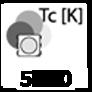 ca. 5000 Kelvin