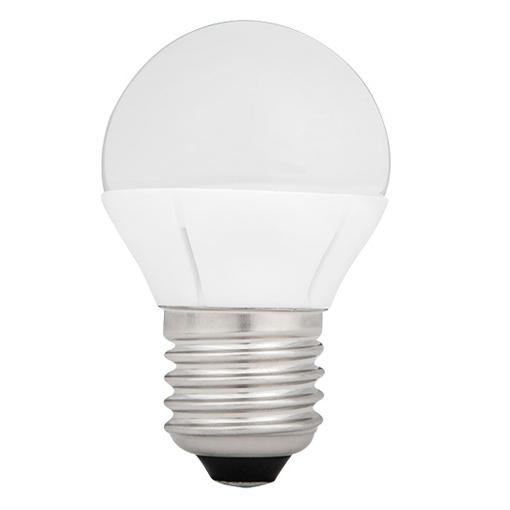 globe led leuchtmittel 6 5 watt warmwei typ21 spot strahler birne e27 230v. Black Bedroom Furniture Sets. Home Design Ideas