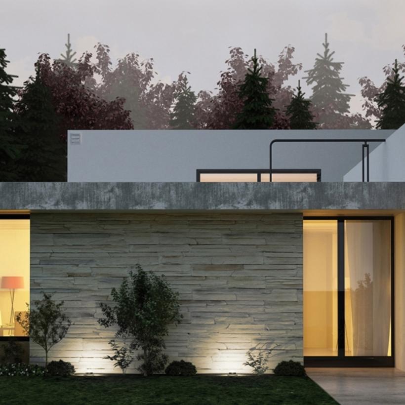 led bodeneinbaustrahler edelstahl au enleuchte ip67 gu10 230v quad. Black Bedroom Furniture Sets. Home Design Ideas